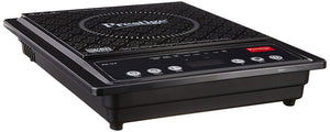 Prestige PIC 12.0 1500-Watt Induction Cooktop with Push button