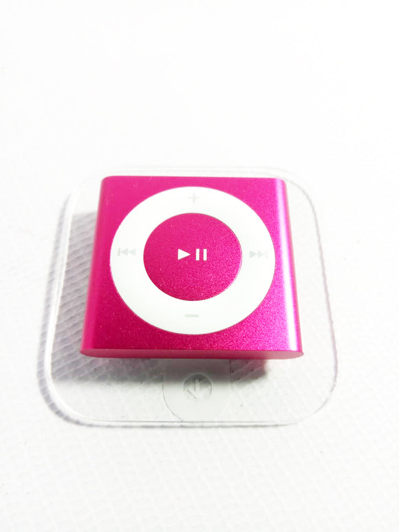Apple iPod Shuffle MKM72HN/A 2GB Music Player (Pink)