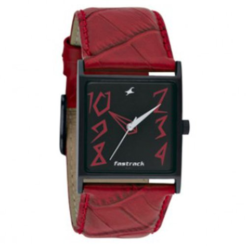 Fastrack Analogue Black Dial Women's Watch - 9735NL01