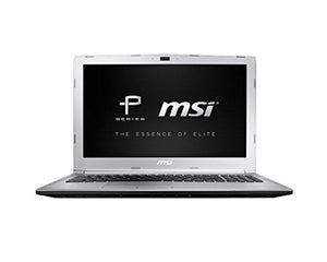 MSI PL62 7RC-15.6-inch Laptop (7th Gen Core i7-7700HQ/8GB/1TB/DOS/2GB Graphics), Silver