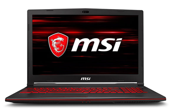 MSI Gaming MSI GL63 8RD-062IN 2018 15.6-inch Laptop (8th Gen Core i7-8750H/8GB/1TB/Windows 10/4GB Graphics), Black