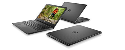 Dell Inspiron 15-3567 15.6-Inch Laptop (Core I5 7th Gen -7200U/4GB DDR4L/1TB HDD/WIN10/2GB Graphics) Black With Preloaded Office 2016