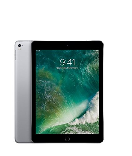 Apple iPad Pro MQEY2HN/A Tablet (10.5 inch, 64GB, Wi-Fi + 4G LTE), Space Grey