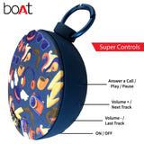 BoAt Stone 260 Portable Bluetooth Speakers (Jazzy Blue)