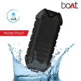 BoAt Stone 700 Water Proof And Shock Proof Wireless Portable Speakers (Rugged Black)