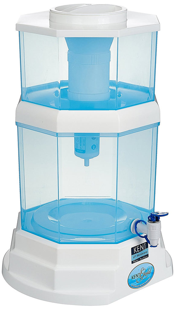 Kent Gold 20-Litre Gravity Based Water Purifier