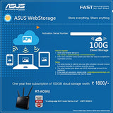 Asus RT-N 18U 2.4ghz N600 High Power Wireless Router