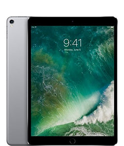 Apple iPad Pro MPME2HN/A Tablet (10.5 inch, 512GB, Wi-Fi + 4G LTE), Space Grey