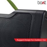 BoAt Stone 1000 Bluetooth Speaker With Monstrous Sound (Black)