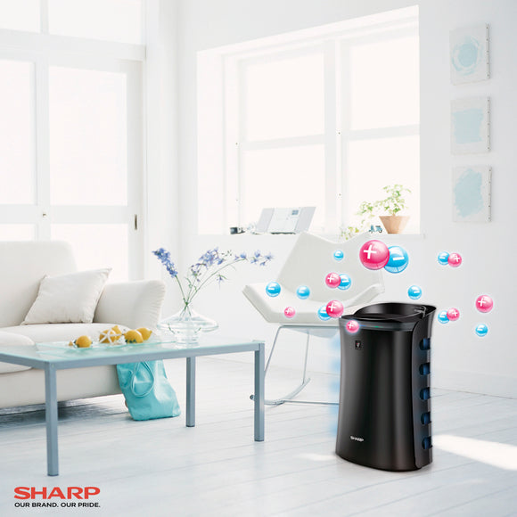 Sharp FP-FM40E-B 33-Watt Air Purifier (Black)