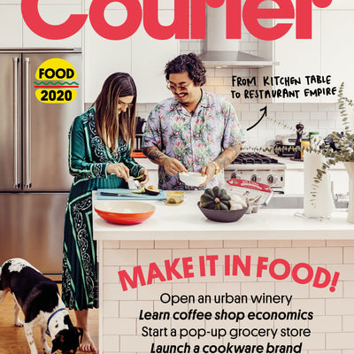 Editions Profile: Courier Magazine