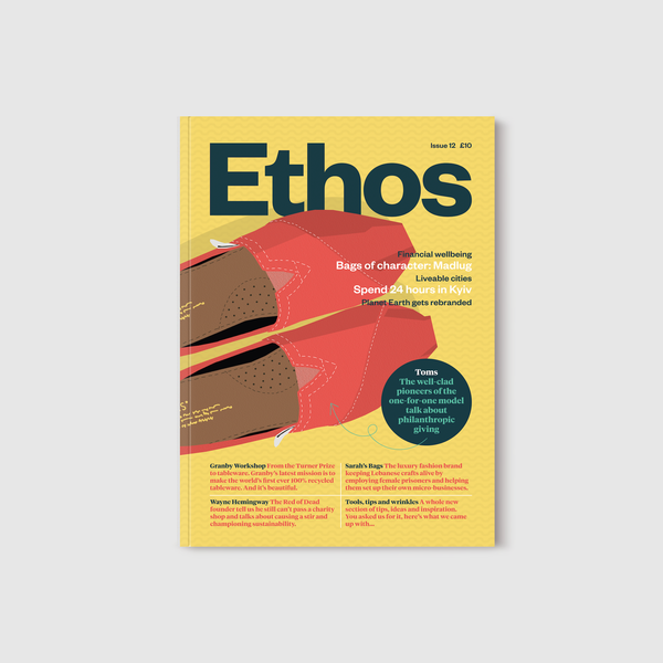 Ethos Magazine (Ethical & Innovative Business)