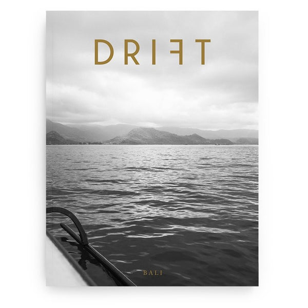 Drift Magazine (Coffee & Travel)