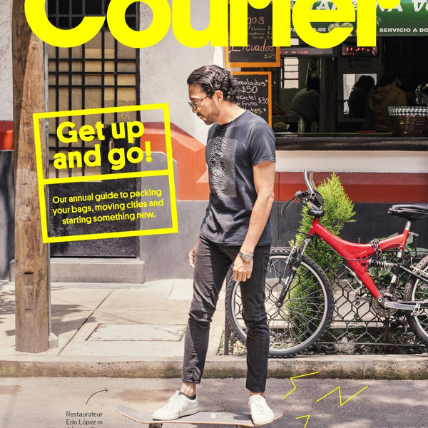 Courier Magazine (Modern Business)