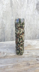 Woodland Camo Acrylic Handle