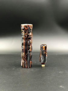 Lava Acrylic Handle and Back Cap
