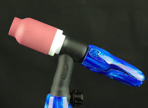Blue Hawaii Acrylic Handle and Back Cap