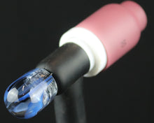 "Blue Mist 3/4"" Acrylic Backcap"