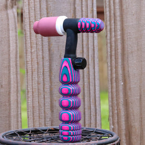 Combo - Stick and 150 amp TIG Torch Wood- Cotton Candy with Free Backpcap
