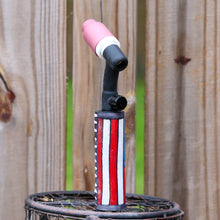 150  amp TIG Torch Leather Handle- USA