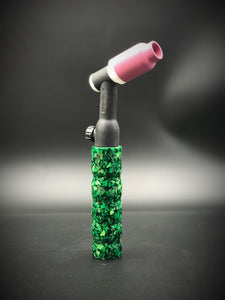 Toxic Pebble Acrylic Handle
