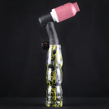 150 amp TIG Torch Acrylic Handle - Dark Sun