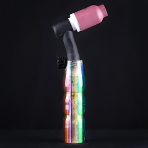 150 amp TIG Torch Acrylic Handle - Prism