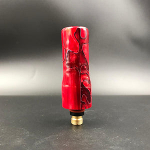 Lava Flows Acrylic Back Cap
