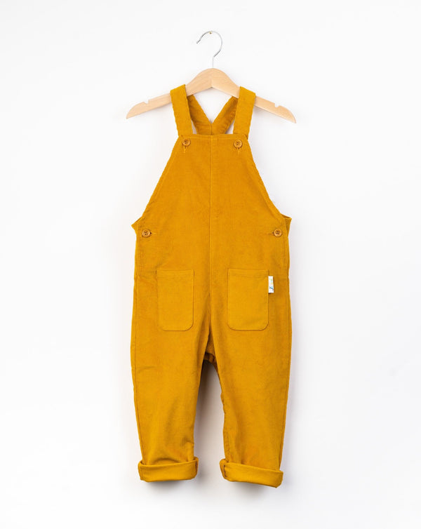 Mustard Patch Pocket Dungarees