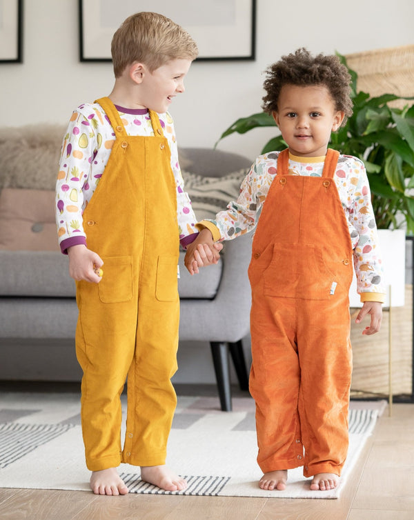 Marmalade Kangaroo Pocket Dungaree