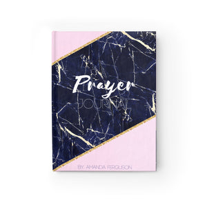 Prayer Journal - Blue Marble