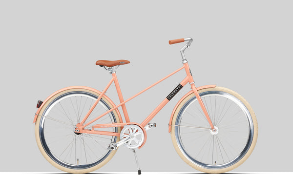 OUTLET CAFERACER BLAZING SALMON 1S (55cm)