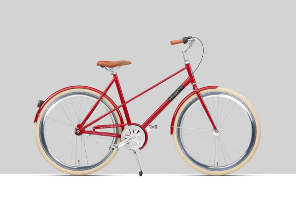 OUTLET CAFERACER DAKOTA RED 3S (55cm)