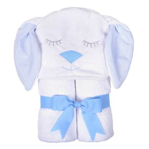 3 Marthas Blue Bunny Character Towel