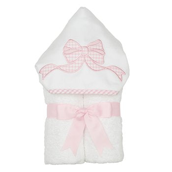 3 Marthas | Pink Bow Everykid Towel