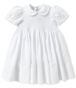 Feltman Brothers|Diamond Smocked Dress