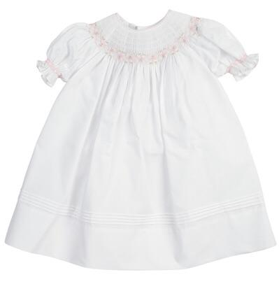 Feltman Brothers|Ruffle Sleeve Bishop Dresss