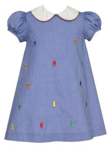 Anavini Crayon Float Dress