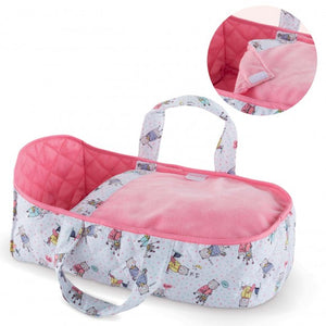 Corolle|Carry bed for 12-inch baby doll