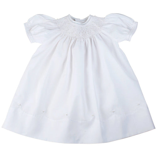 Feltman Brothers|Pearl Flower Bishop Dress