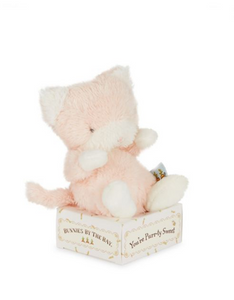Bunnies by the Bay|Wittle Peachy Kitty Plushie