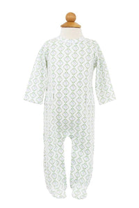 Lila & Hayes Preston Footed Romper