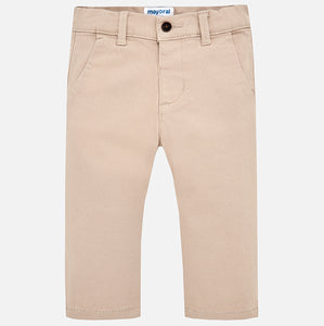 Mayoral|Slim Fit Chino Trousers