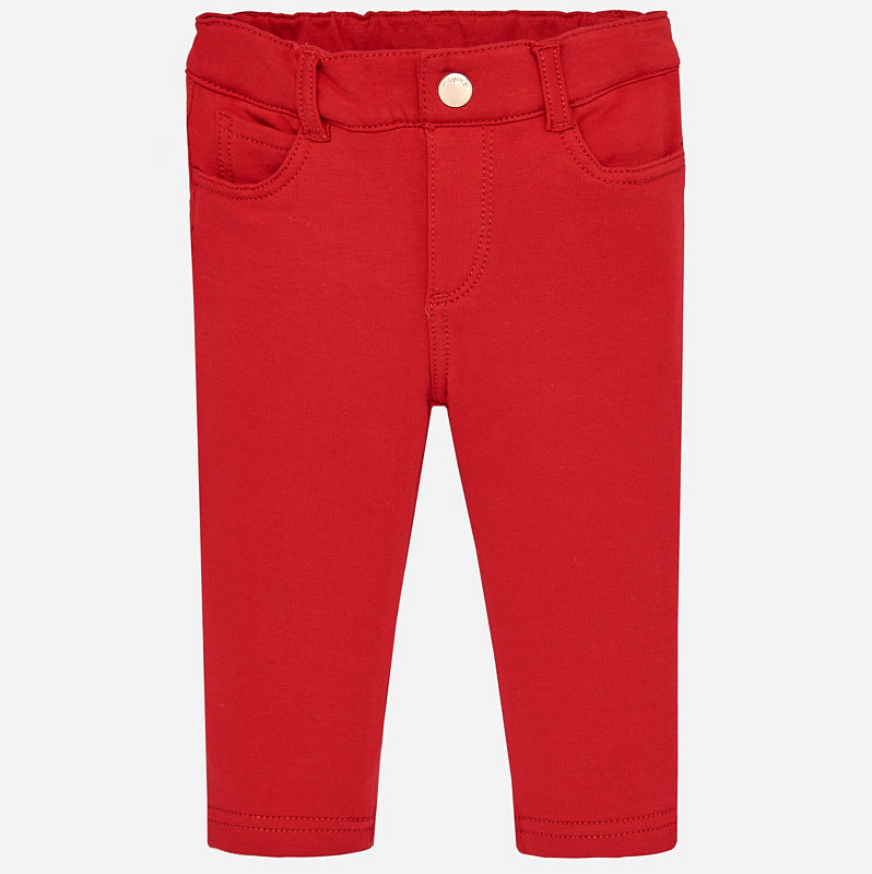 Mayoral|Fleece Trousers Super Skinny Fit