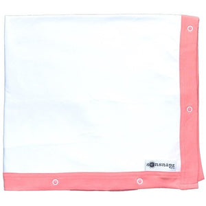 5-In-1 Sun Cover Blanket-Coral