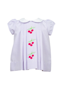 The Proper Peony Lavender Cherry Dress