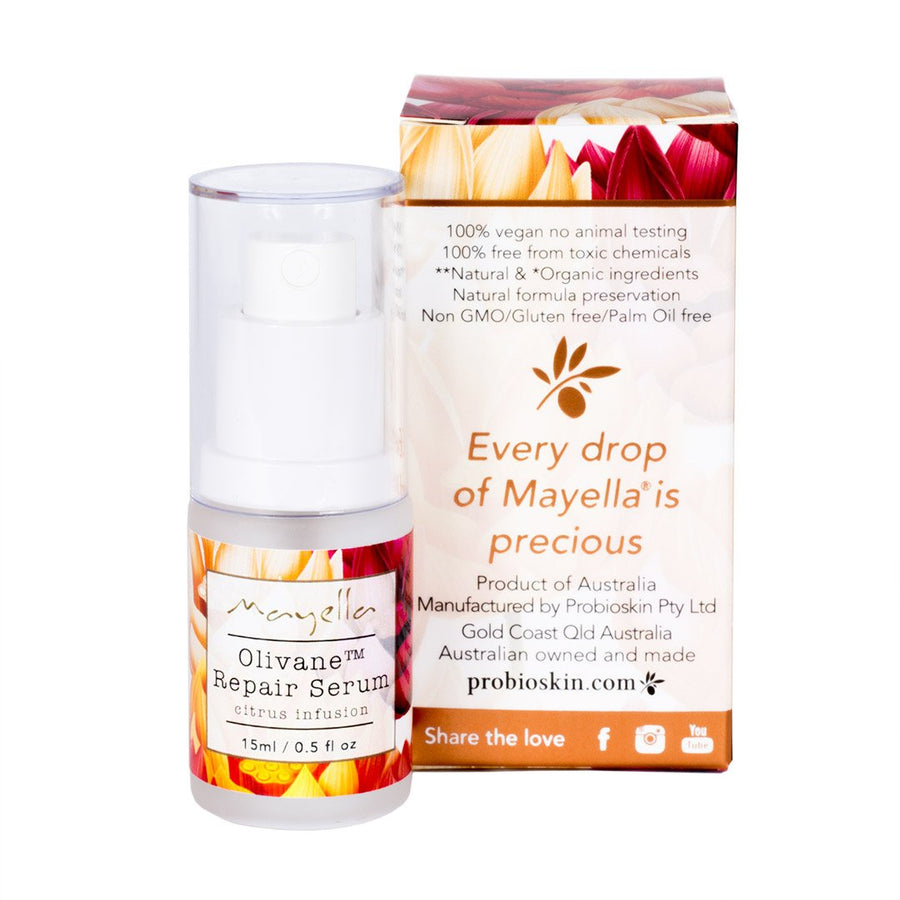 Mayella Olivane Repair Serum - Citrus Infusion