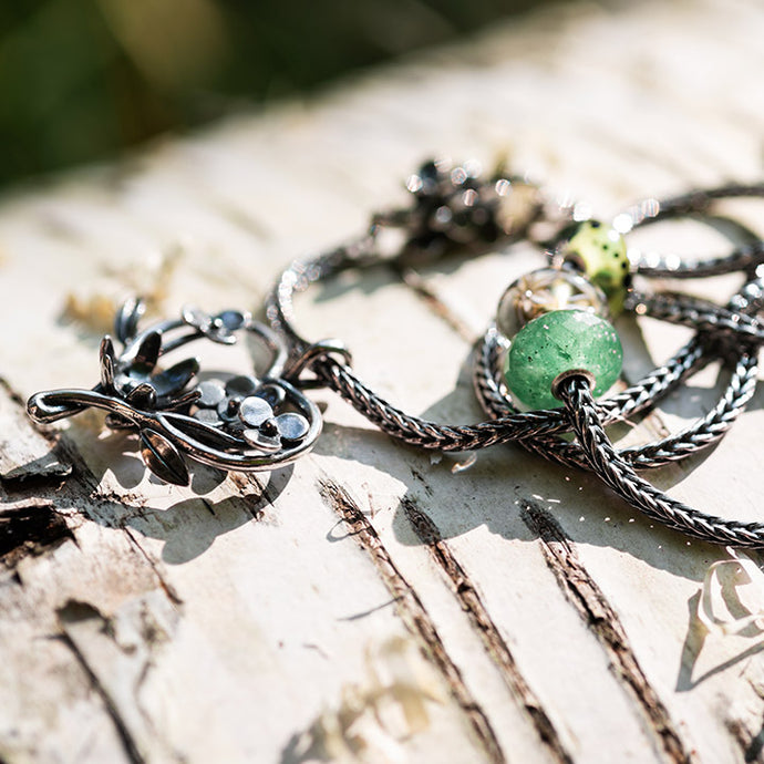 Trollbeads Kollektion Frühling 2019 Nature Art