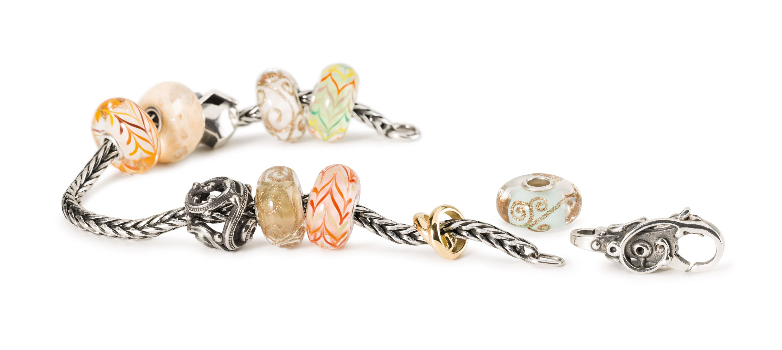 Trollbeads Frühlingskollektion 2020 | Spring Collection Love Stories