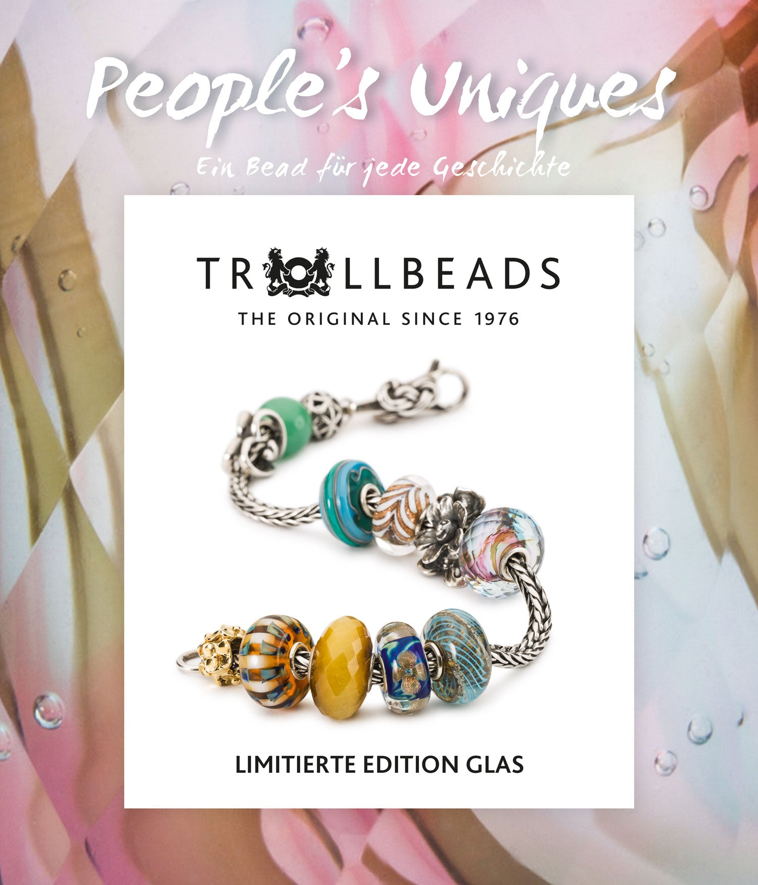 Trollbeads People's Uniques 2022